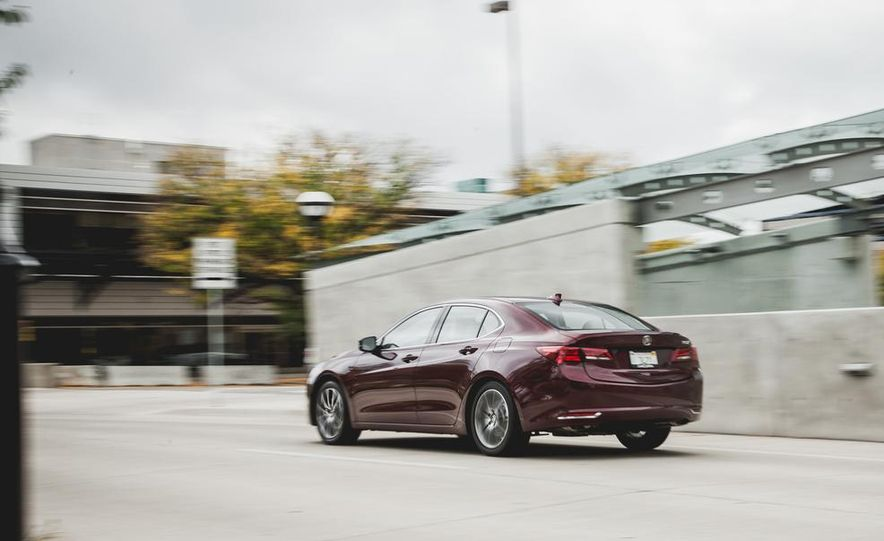 2015 Acura TLX 3.5L FWD - Slide 6