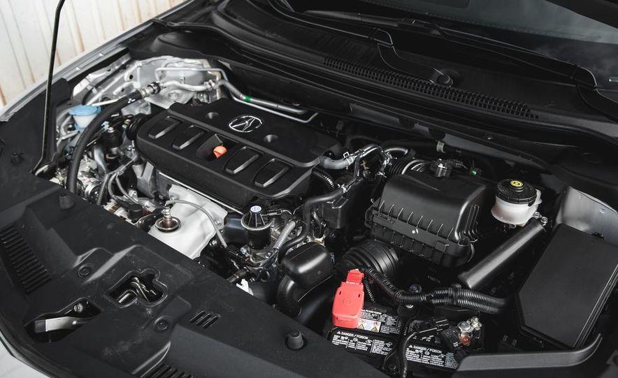 2015 Acura ILX 2.0L - Slide 35