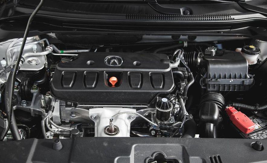 2015 Acura ILX 2.0L - Slide 36