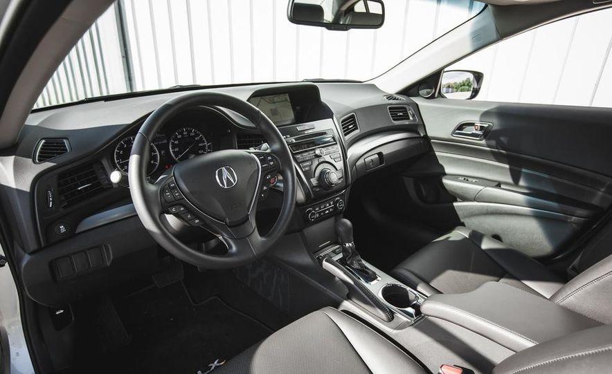 2015 Acura ILX 2.0L - Slide 23