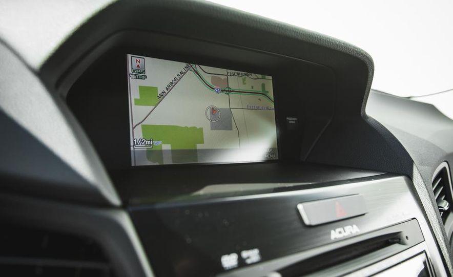 2015 Acura ILX 2.0L - Slide 33