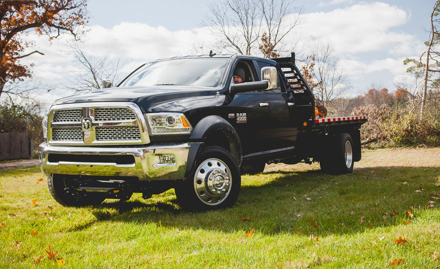 2014 ram 4500 hd chassis cab 4x4 test review car and driver. Black Bedroom Furniture Sets. Home Design Ideas