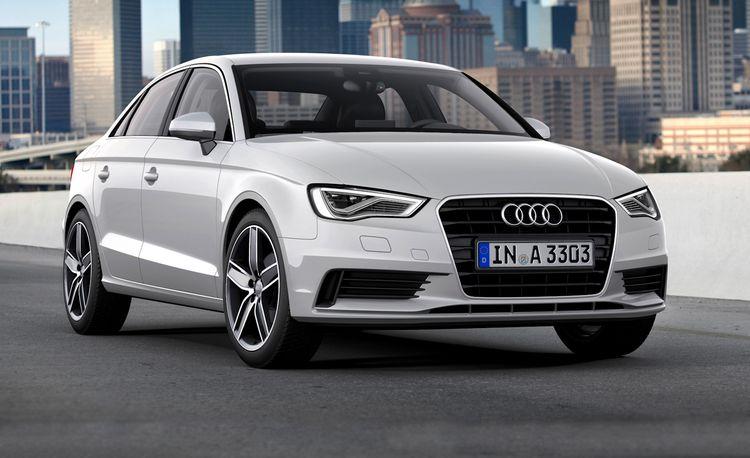 2015 Audi A3 TDI Diesel Sedan