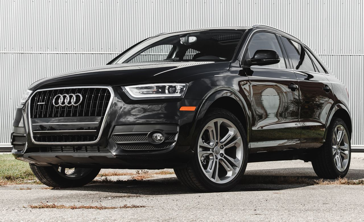 2015 Audi Q3 Quattro Instrumented Test Review