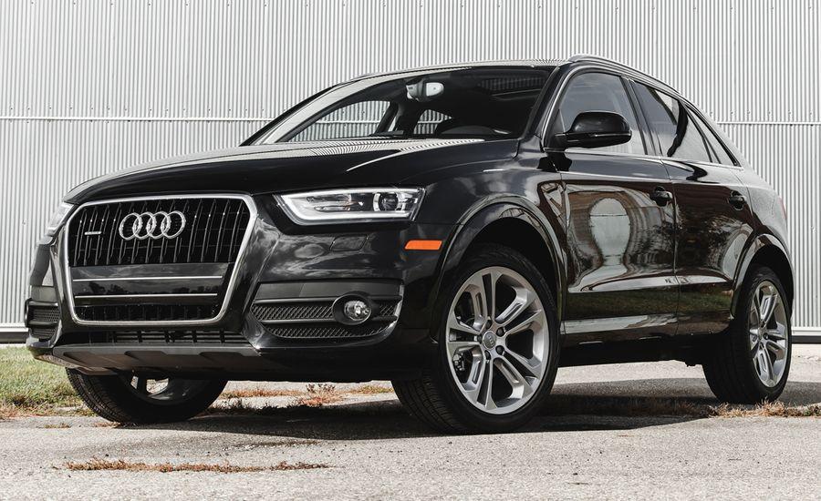 2015 Audi Q3 2.0T Quattro