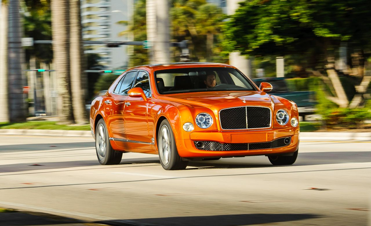 Genial 2015 Bentley Mulsanne Speed