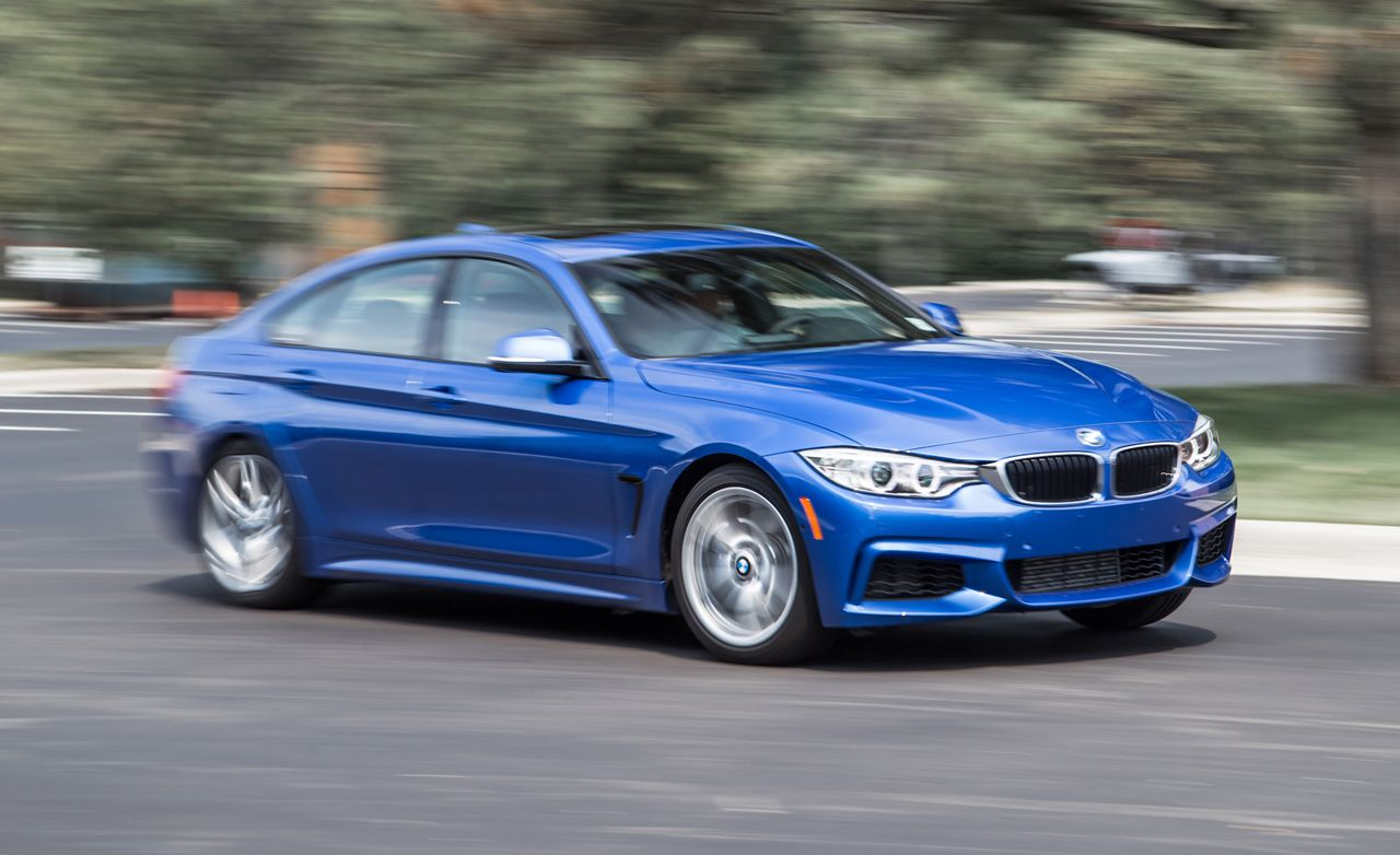 2015 BMW 428i Gran Coupe Tested – Review – Car and Driver