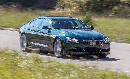 2015 BMW Alpina B6 Gran Coupe