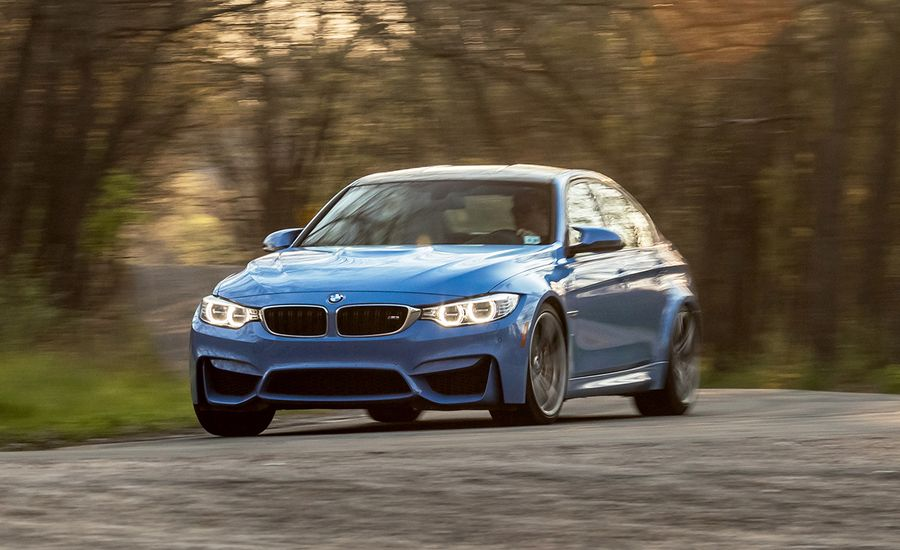 2015 BMW M3 Manual Long-Term Road Test Wrap-Up | Review | Car and Driver