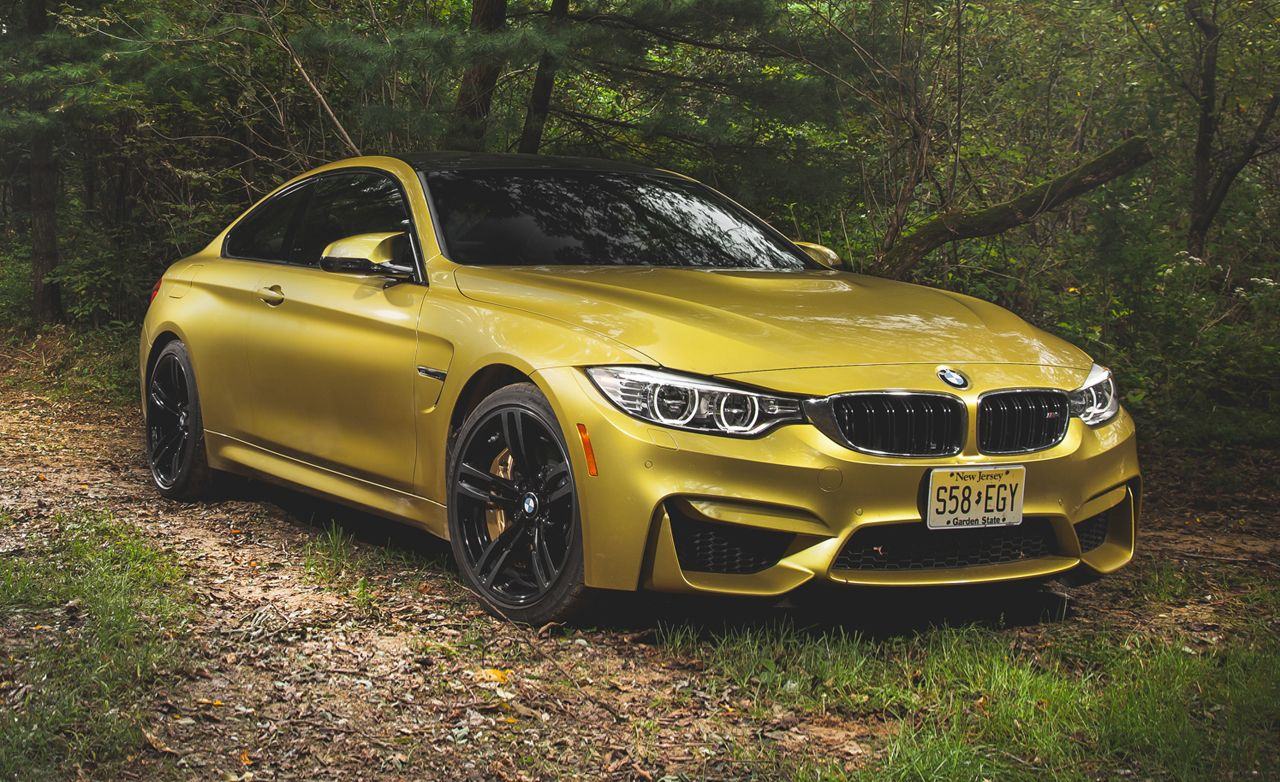 2015 BMW M4 Manual Tested – Review – Car and Driver