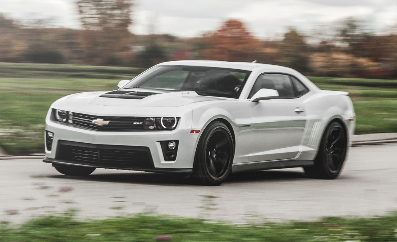2015 chevrolet camaro zl1 test – review – car and driver