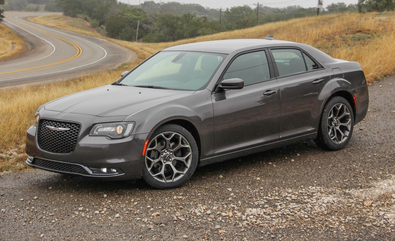 2015 Chrysler 300 V 6 Rwd Awd First Drive 194 172 Review Car