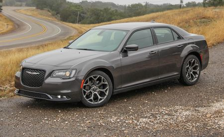 2015 Chrysler 300 V-6 RWD/AWD