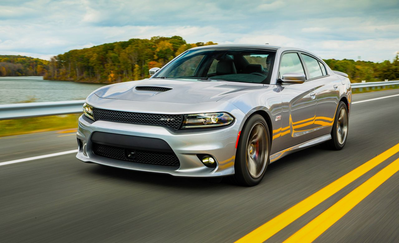 Dodge charger srt 392 0-60