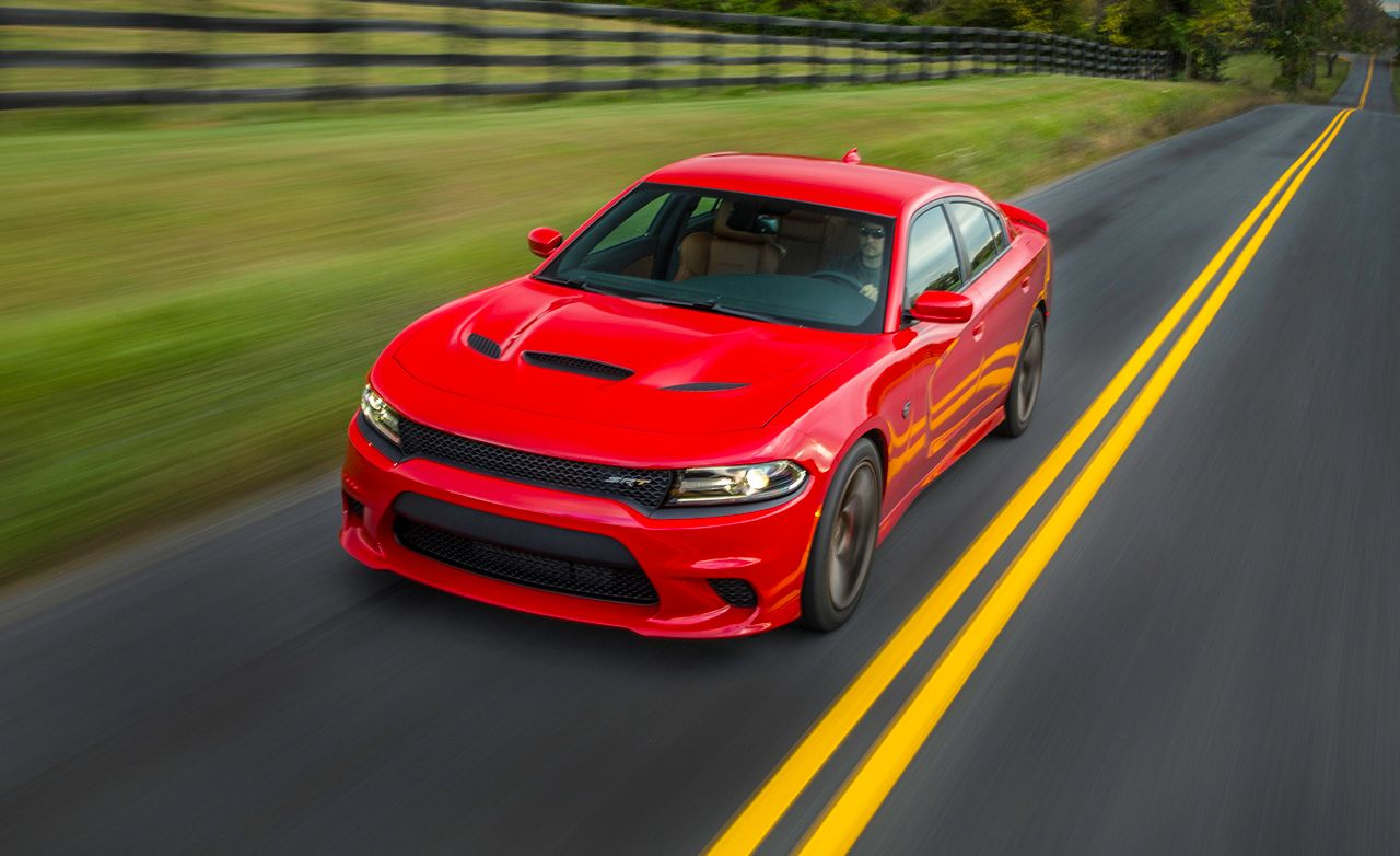 High Quality 2015 Dodge Charger SRT Hellcat