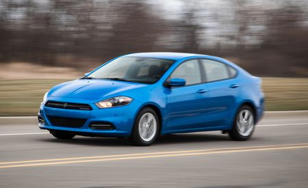 2015 Dodge Dart 2.4L Automatic