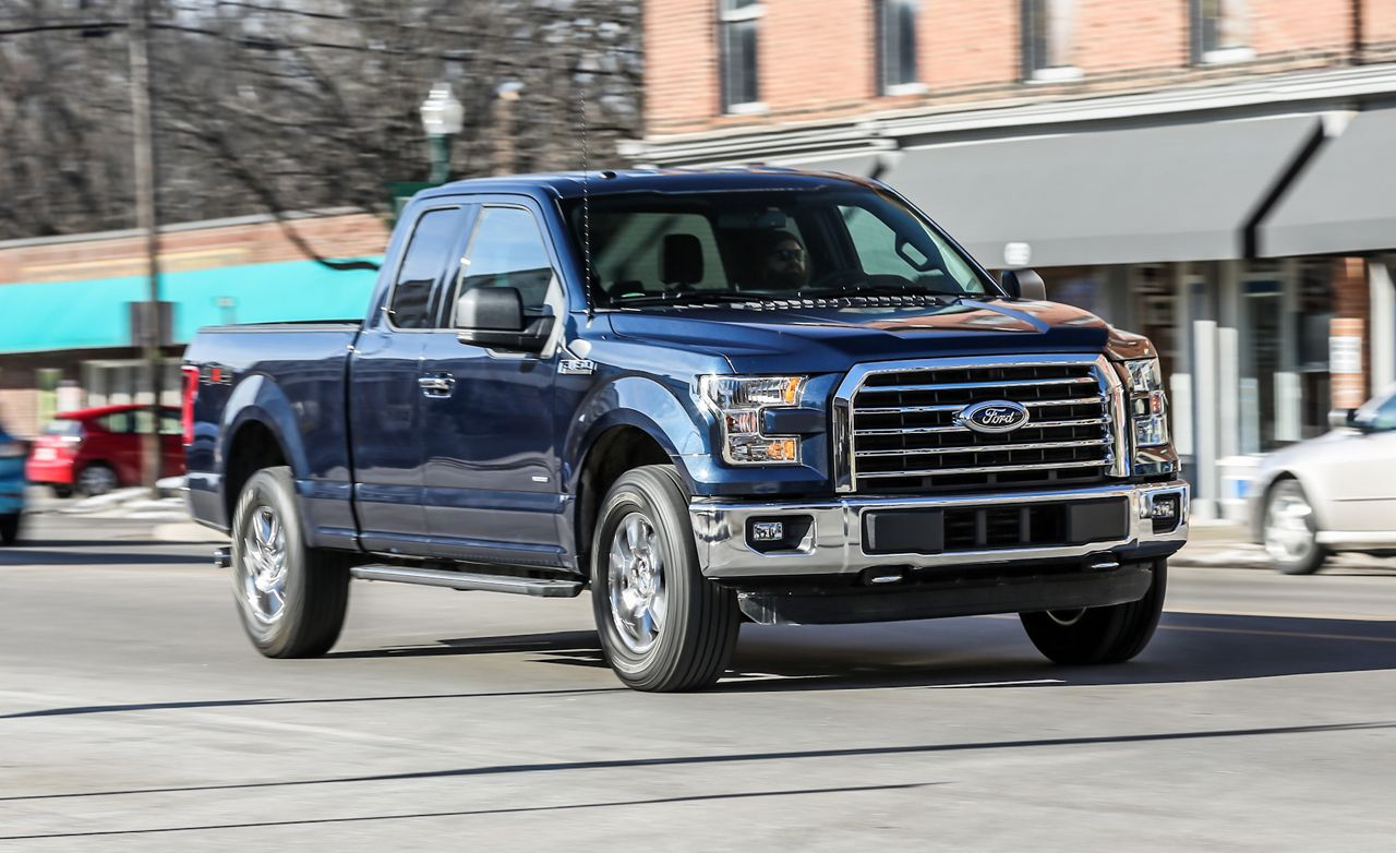 2015 Ford F-150 2.7 EcoBoost 4x4 Test | Review | Car and ...