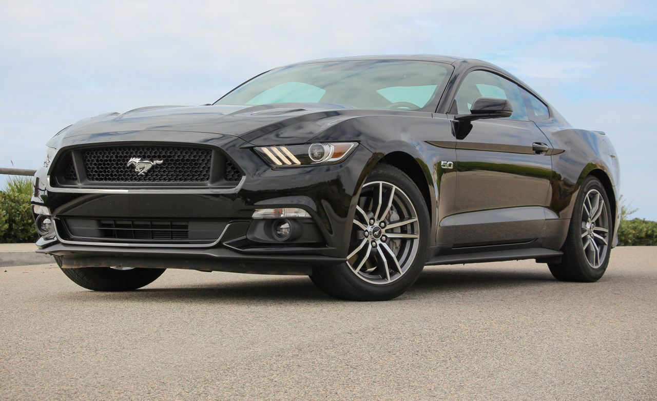 2015 ford mustang gt automatic test review car and driver rh caranddriver com Corvette vs Mustang GT Ford Mustang GT
