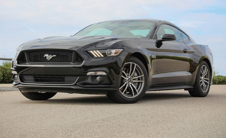 2015 Ford Mustang GT Automatic