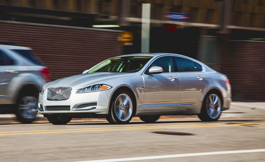 2015 Jaguar XF 3.0 AWD