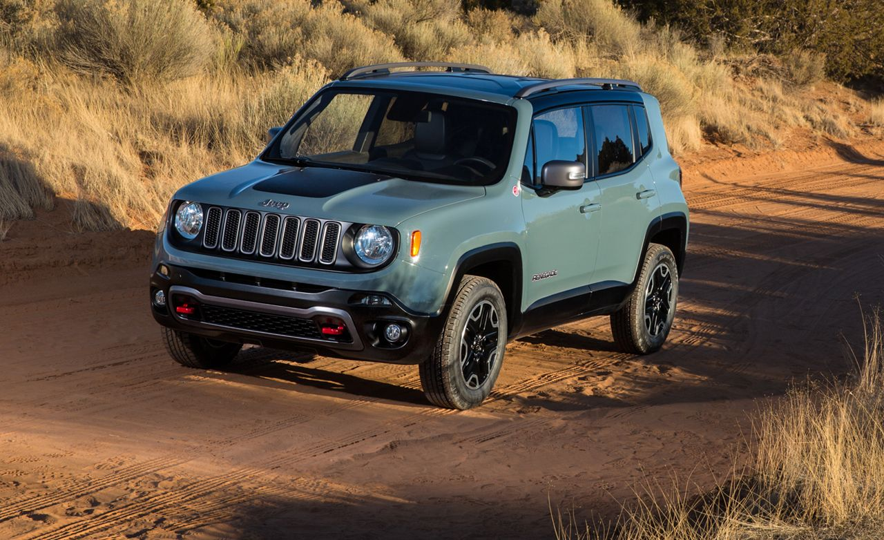 2015 Jeep Renegade First Drive – Review Car And Driver