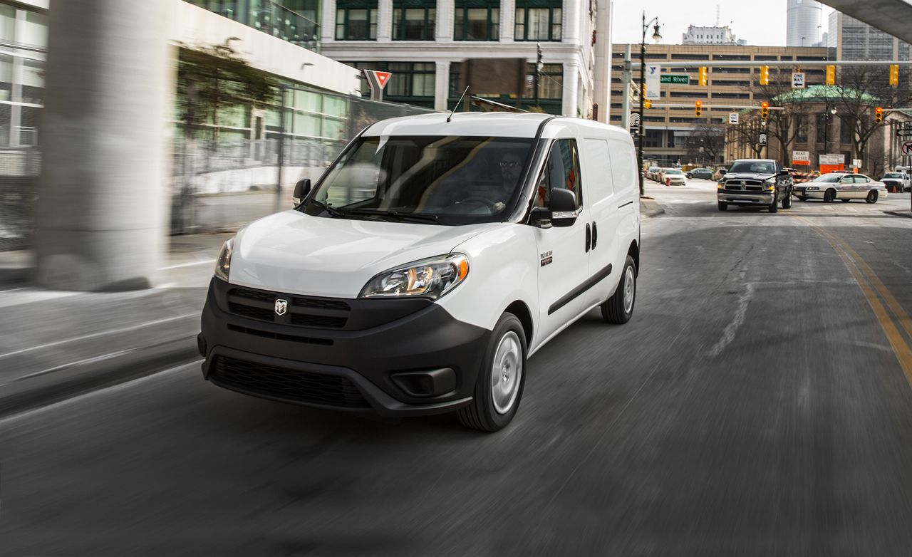 Ram Promaster City Reviews Price Photos And 2014 Dodge Van 2015
