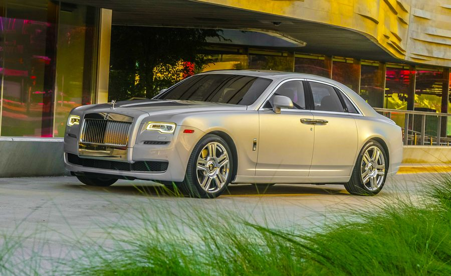 2015 rolls royce ghost series ii first drive review. Black Bedroom Furniture Sets. Home Design Ideas