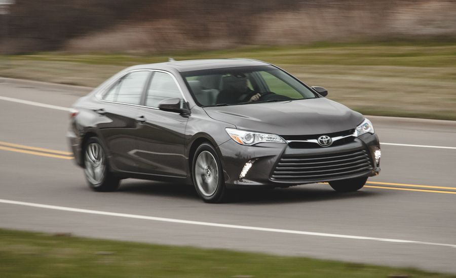 2017 Toyota Camry 2 5l