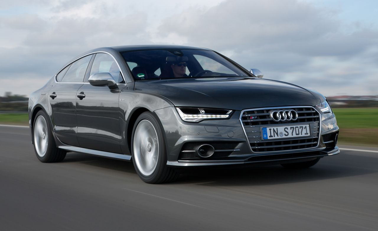 Audi Rs7 2014 For Sale >> 2016 Audi S7 First Drive | Review | Car and Driver