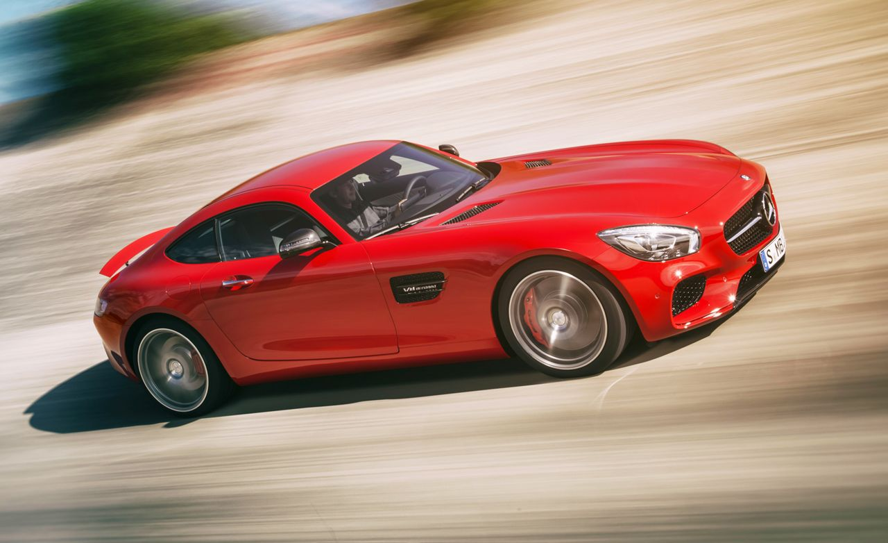 2016 Mercedes-AMG GT S First Drive | Review | Car and Driver