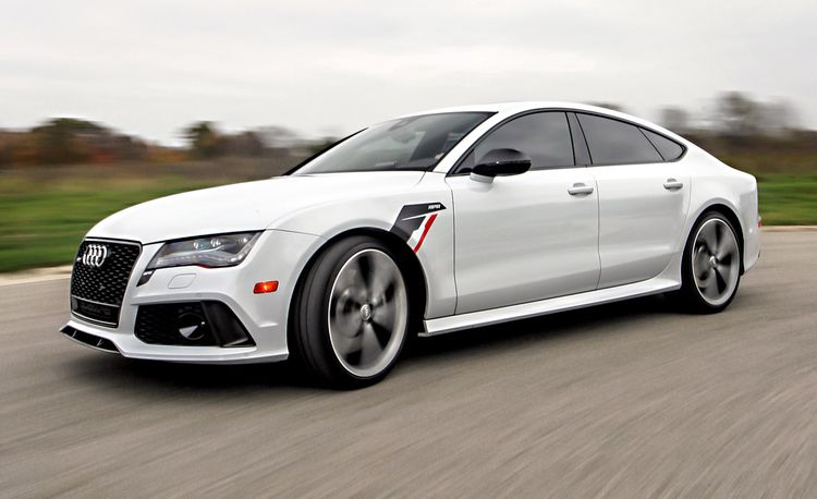 APR Audi RS7 Stage 1