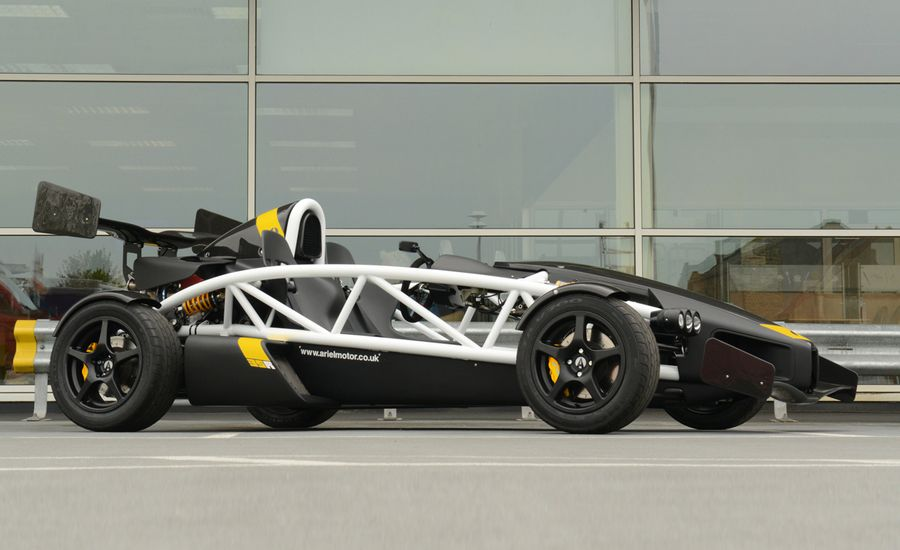 Ariel Atom 3.5R First Drive | Review | Car and Driver