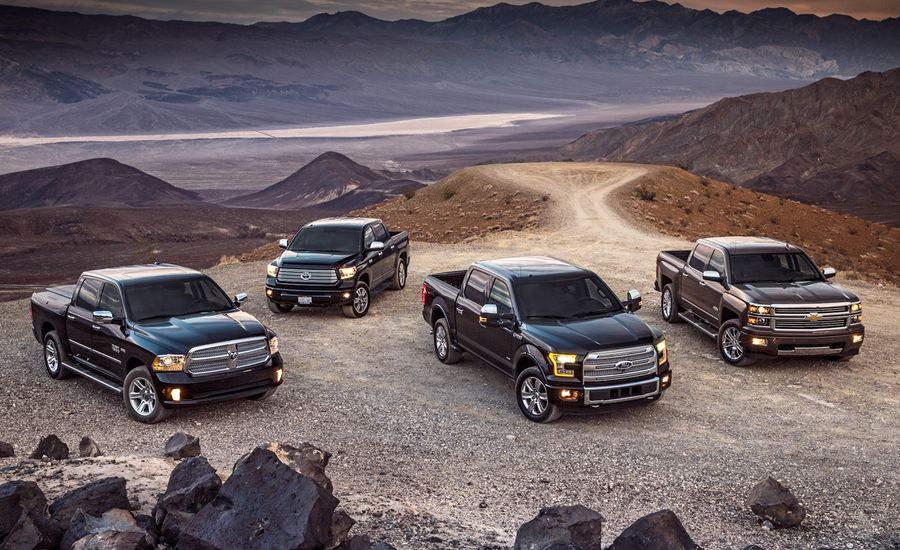 2016 Chevrolet Silverado 1500 High Country >> 2015 Chevrolet Silverado vs. 2015 Ford F-150, 2015 Ram