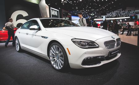 2015 BMW 6-series Gran Coupe: Updated But Not Ruined