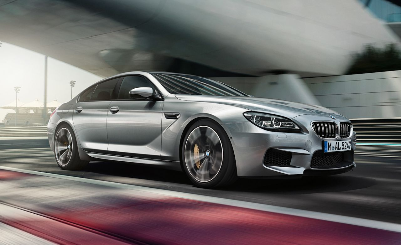 bmw m6 gran coupe 2015 review