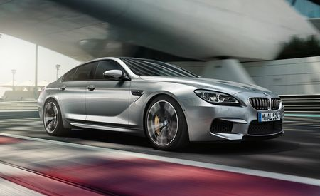 2015 BMW M6 Gran Coupe: Hotness, Slightly Modified