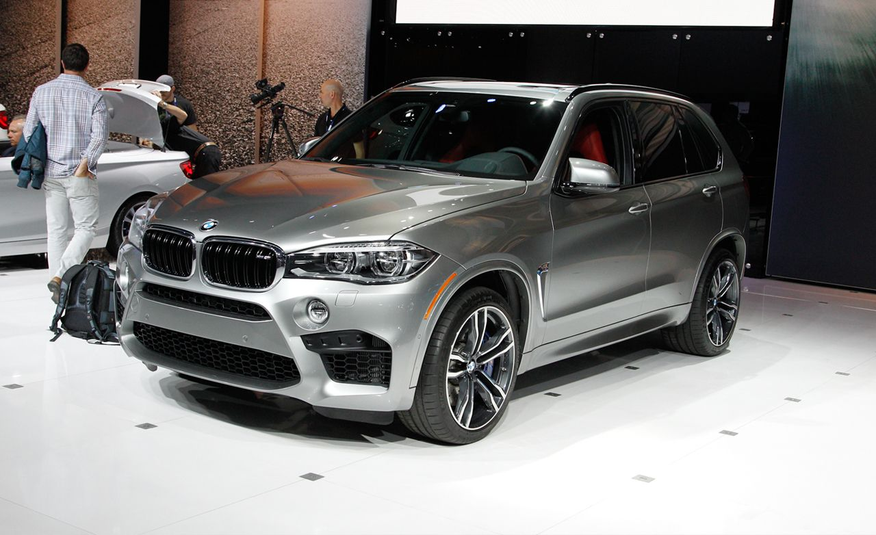 2015 BMW X5 M Photos and Info – News – Car and Driver