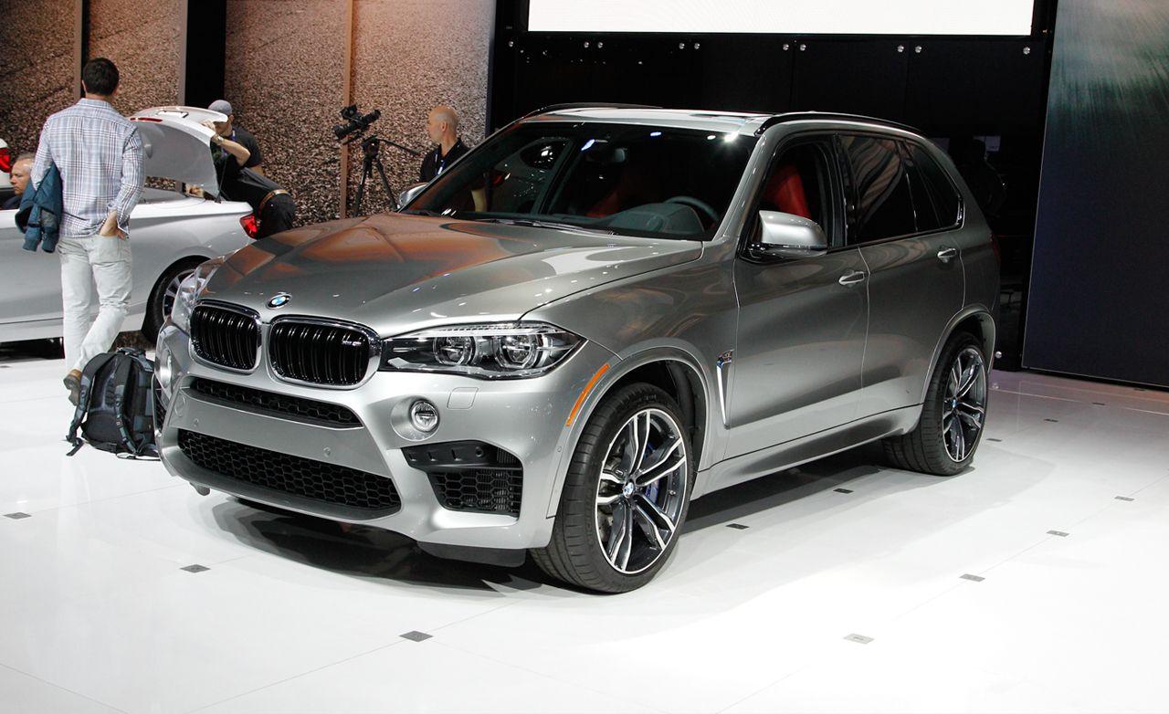 BMW X5 M Reviews BMW X5 M Price s and Specs