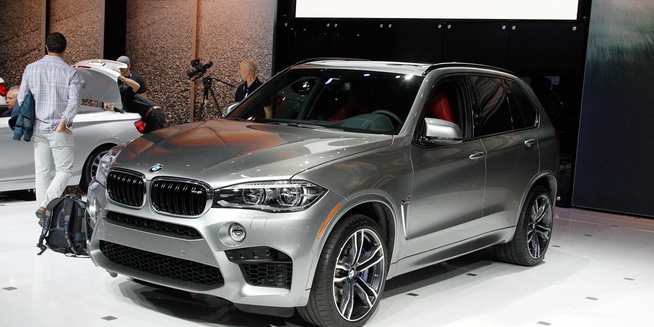 2015 BMW X5 M: Big Price, Big Cojones