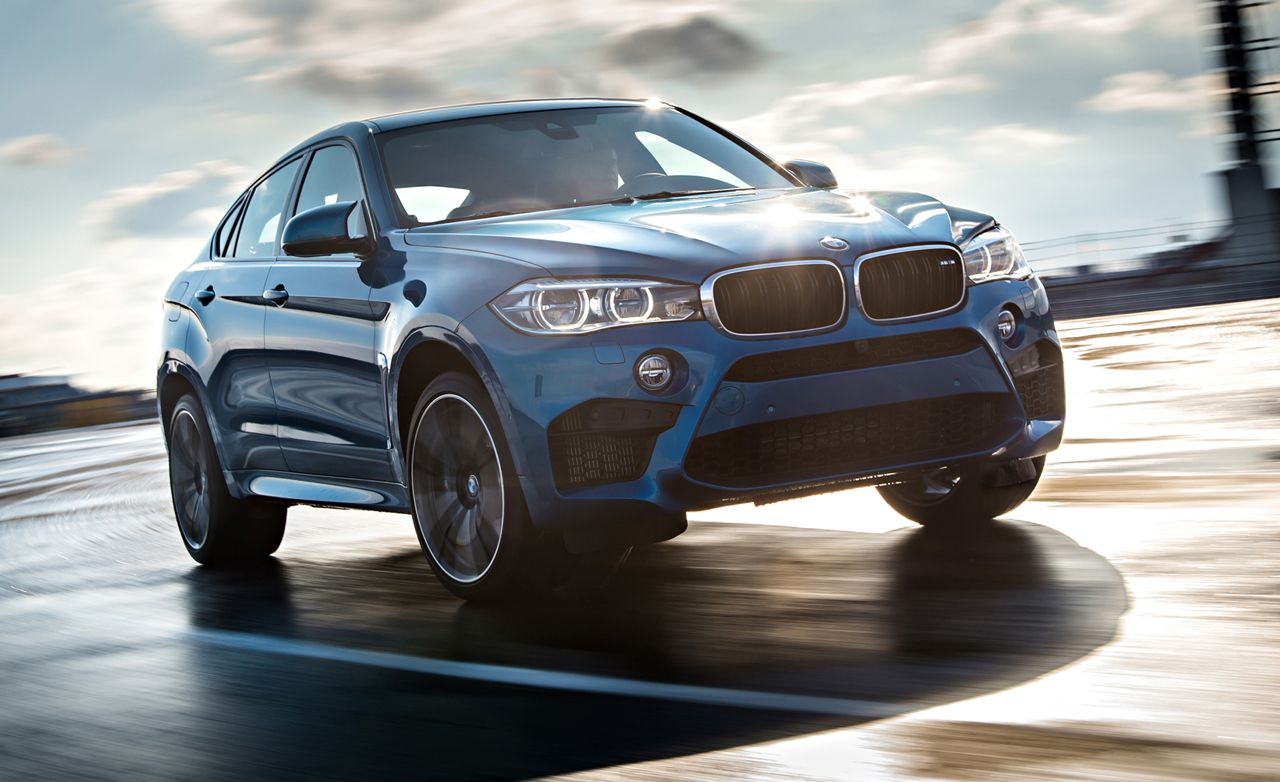 2015 Bmw X6 M First Drive Review Car And Driver
