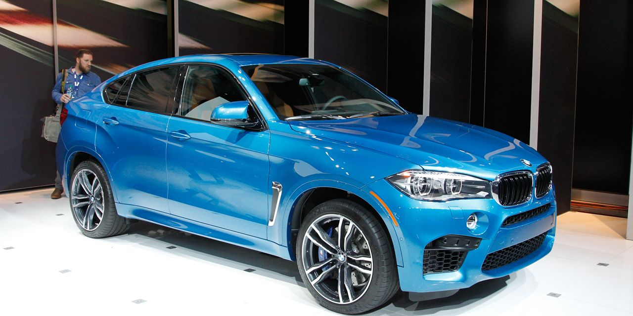 2015 Bmw X6 M 8211 News 8211 Car And Driver
