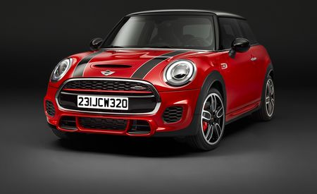 2015 Mini John Cooper Works: 228 Horsepower in a Bite-Size Package
