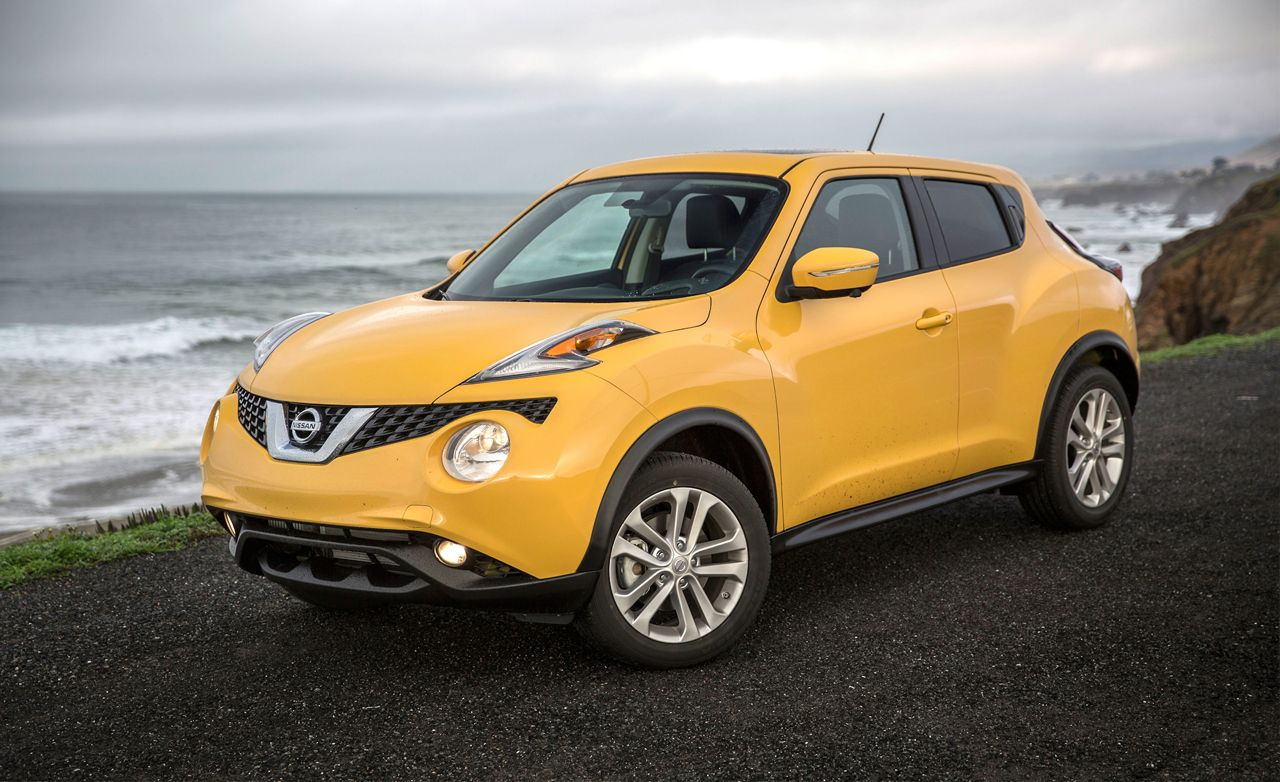 Nissan juke reviews nissan juke price photos and specs car 2015 nissan juke brings more standard features more leds more colors and the same weirdness vanachro Choice Image