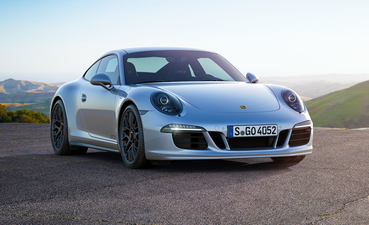 2015 Porsche 911 GTS Photos and Info – News – Car and Driver