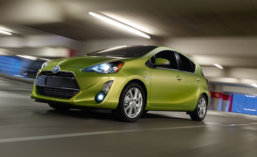 2015 Toyota Prius C: The Littlest Prius Gets Updated