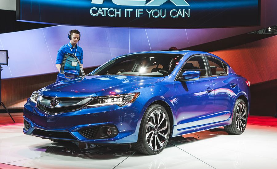2016 Acura ILX Debuts: One Engine, Eight-Speed Dual-Clutch Transmission