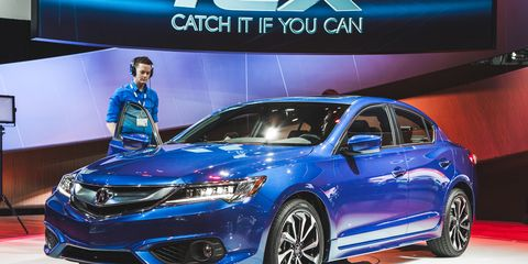 2016 Acura Ilx Photos And Info 8211 News 8211 Car And Driver