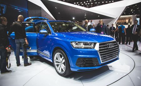 2016 Audi Q7 Debuts with Next-Gen Styling, Next-Level Weight Savings