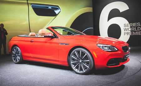 2016 BMW 6-series Coupe and Convertible: Design Success? Un-Messed With