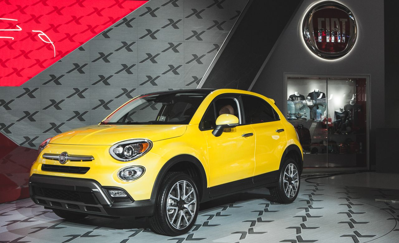 2016 fiat 500x the 500 americans might actually buy